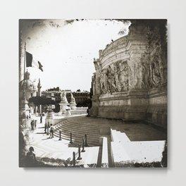 italy - rome - duotone_03 Metal Print