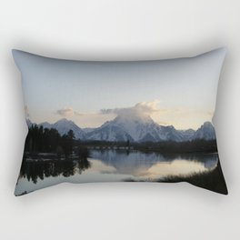 Mt. Moran Rectangular Pillow