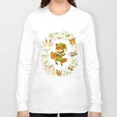 The Legend of Zelda: Mammal's Mask Long Sleeve T-shirt