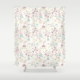 Bakery Shower Curtain