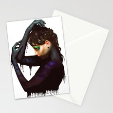 The Girl 2 Stationery Cards
