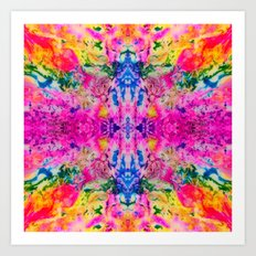 FractalFriday - Acrylic Epoxy Digital Manipulation Art Print