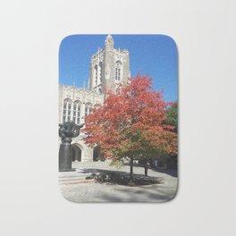 Autumn Leaves at Princeton Univeristy Bath Mat
