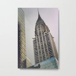 Chrysler Metal Print