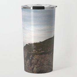 Cabo da Roca Lighthouse, Lisbon Travel Mug