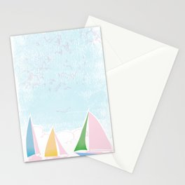 Sails for mee Stationery Cards