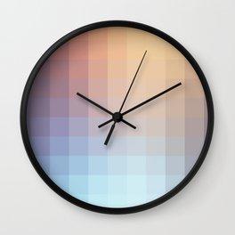 Lumen, Lilac and Purple Light Wall Clock