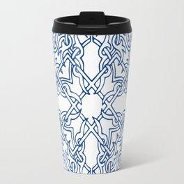 Chinese knot Pattern Travel Mug