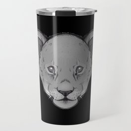 Icons of Africa - Lion Cub Travel Mug