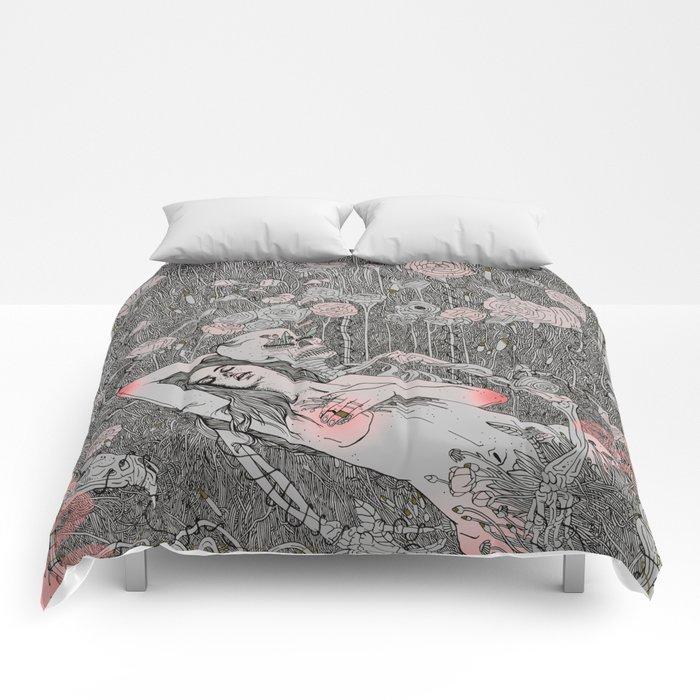 Fragrance of Light Comforters