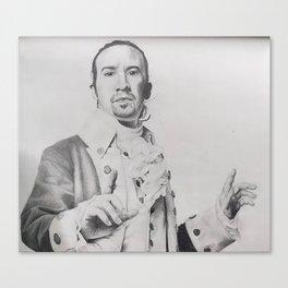 Hamilton Canvas Print