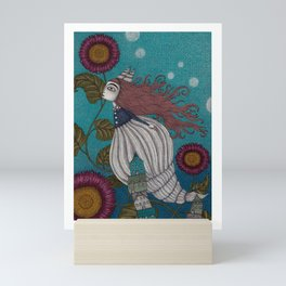 The Little Mermaid (1) Mini Art Print