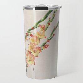 Gladiolus Chair Travel Mug