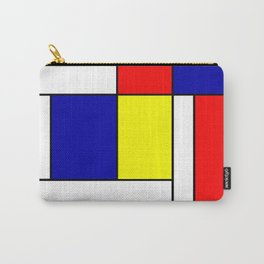 Mondrian #38 Carry-All Pouch