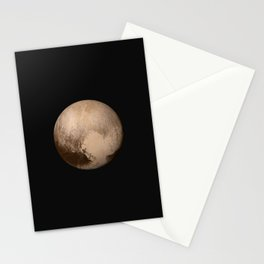 Nasa Picture 12: Pluto Stationery Cards