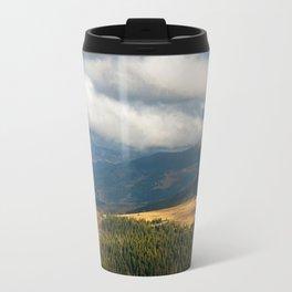 Karkonosze pano Travel Mug