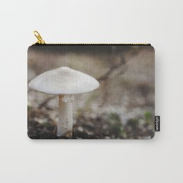 Lone Mushroom Carry-All Pouch
