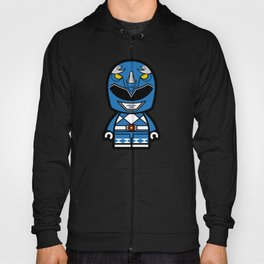 Power Chibi Blue Ranger Hoody