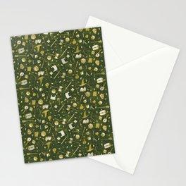 RPG Patterns Stationery Cards