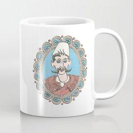 Even the hen looks towards heaven... Coffee Mug