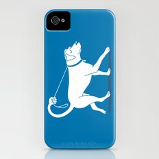 No Worries, I'll Just Walk Myself iPhone (4, 4s) Slim Case