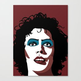 Rocky Horror Canvas Print