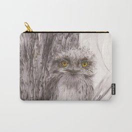 Tawny Frogmouth 1 Carry-All Pouch