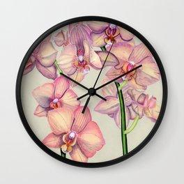 Pink Ladies Wall Clock