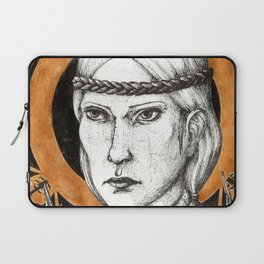 Ladies of Dragon Age: Aveline Vallen Laptop Sleeve