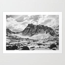 Cerro Arenas Art Print