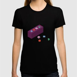 PAUSE – Building Blocks T-shirt
