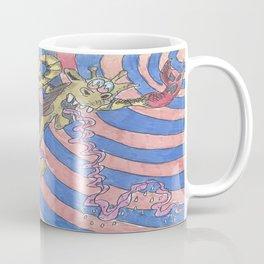 Rock Giraffe Coffee Mug