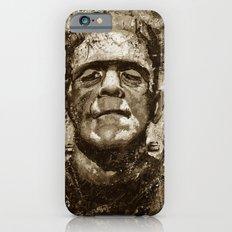 The Creature - Sepia Version Slim Case iPhone 6s
