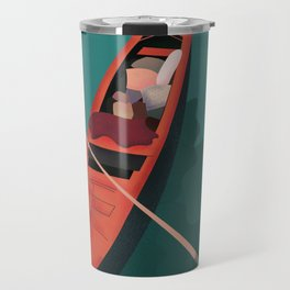 venice boat Travel Mug