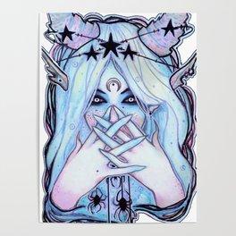 Beastie Luna Poster