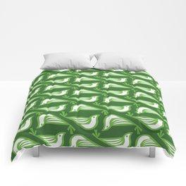 Danish Doves (Fir) Comforters