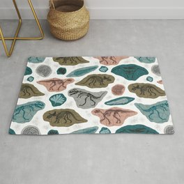 Fossilized Rug