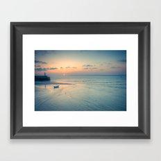 St Ives Sunrise Framed Art Print