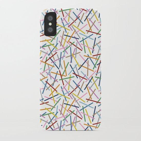 Kerplunk Repeat 2 iPhone Case