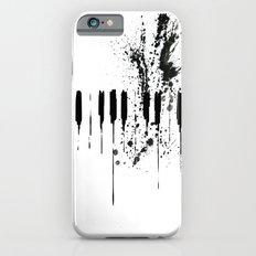 black & white  Slim Case iPhone 6