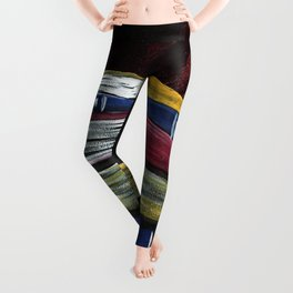 Books Of Knowledge Leggings