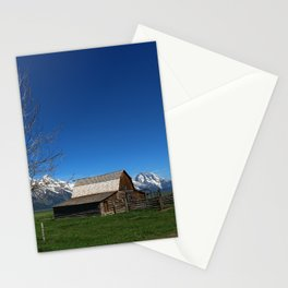 At The Mormon Row Stationery Cards
