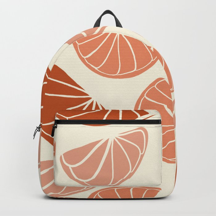 Ruby Red Backpack
