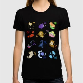 Cute Zodiacs T-shirt