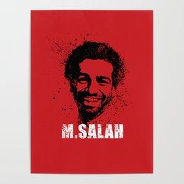 M. SALAH Poster