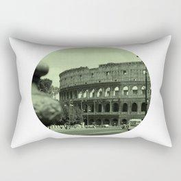 Colosseum #2 Rectangular Pillow