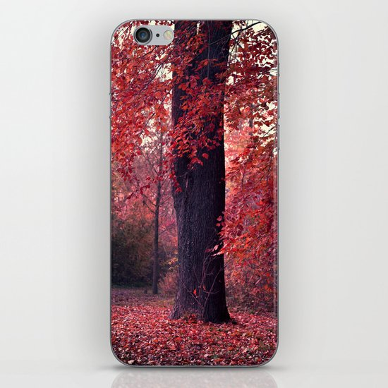 arbre iPhone & iPod Skin