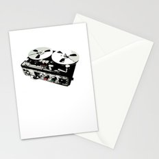 the ultimate tape recorder Stationery Cards