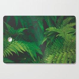 Garden Greens Cutting Board