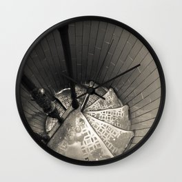 Staircases downwards Cupola (Dome) Wall Clock
